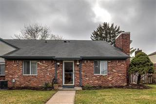 Condo for sale in 5928 Oakbrook Lane, Indianapolis, IN, 46254