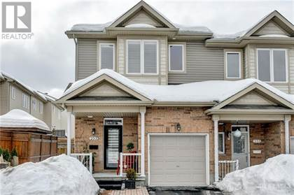 Single Family for sale in 233 PARKROSE PRIVATE, Ottawa, Ontario, K4A0N8