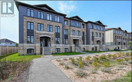 Single Family for rent in 166 BLUESTONE PRIVATE, Orleans, Ontario, K4A0X7