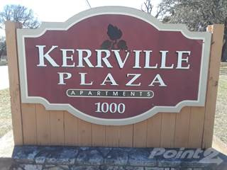 Apartment for rent in Kerrville Plaza Apartments - KP-1X1, Kerrville, TX, 78028