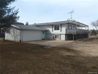 Residential Property for sale in 4081 PAYNE Road, Bancroft, MI, 48414