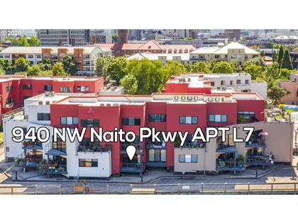 Residential Property for sale in 940 NW NAITO PKWY L7, Portland, OR, 97209