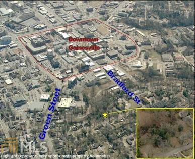Lots And Land for sale in 319 Nw Forrest Ave, Gainesville, GA, 30501