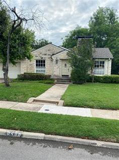 Residential Property for sale in 8406 Chadbourne Road, Dallas, TX, 75209