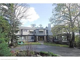 Single Family for sale in 66 Harborside RD, Northeast Harbor, ME, 04662