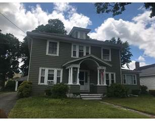 Single Family for rent in 75 Washburn St, Taunton, MA, 02780