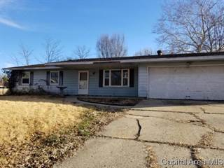 Single Family for sale in 104 N 1st St., Riverton, IL, 62561