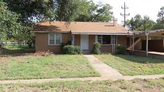 Single Family for sale in 214 N Reilly Ave, Bronte, TX, 76933