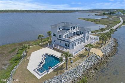 Residential Property for sale in 400 Waterway Drive, Stump Sound, NC, 28460