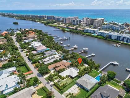 Residential Property for sale in 1014 N Atlantic Drive, Lantana, FL, 33462