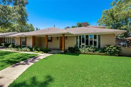 Residential for sale in 3554 Townsend Drive, Dallas, TX, 75229