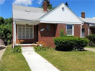 Single Family for sale in 17175 HARTWELL Street, Detroit, MI, 48235
