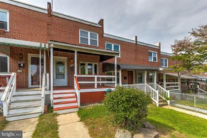 Residential Property for sale in 2022 GIRARD AVE, Baltimore City, MD, 21211