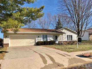 Single Family for sale in 218 EVERGREEN Drive, Macomb, IL, 61455