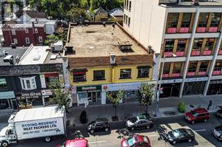 Comm/Ind for sale in 837 DANFORTH AVE, Toronto, Ontario, M4J1L2
