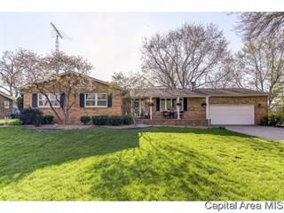 Single Family for sale in 4 Holiday Lane, Spaulding, IL, 62561