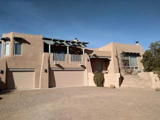 Single Family for rent in 43 Camino Barranca, Placitas, NM, 87043