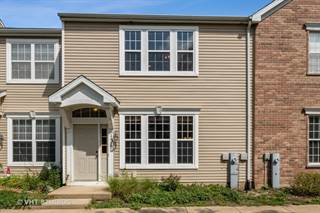 Townhouse for sale in 131 Springbrook Trail South, Oswego, IL, 60543