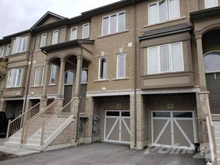 Townhouse for sale in 80 Bloom Cres, Hamilton, Ontario
