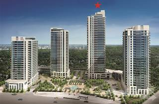 Condo for sale in Ph202-225 Sherway Gardens Rd, Toronto, Ontario, M9C 0A3