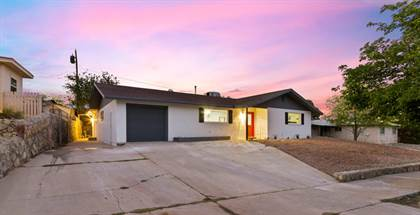 Residential Property for sale in 9821 GUM Lane, El Paso, TX, 79925