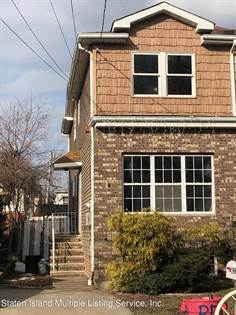 Residential Property for sale in 196 Wellbrook Avenue, Staten Island, NY, 10314