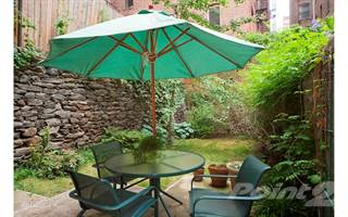 Townhouse for rent in 602 West 138th St GARDEN, Manhattan, NY, 10031
