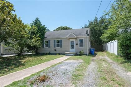 Residential Property for sale in 9631 18th Bay Street, Norfolk, VA, 23518