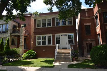 Multifamily for sale in 4424 North Campbell Avenue, Chicago, IL, 60625