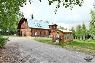 Single Family for sale in 450 HAGELBARGER AVENUE, Fairbanks, AK, 99712