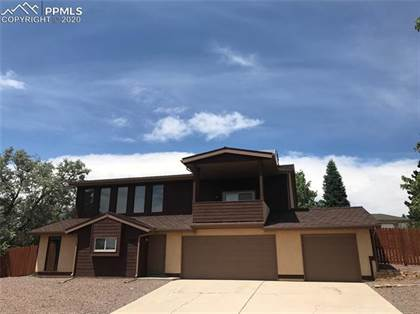 Residential Property for rent in 5292 Cracker Barrel Circle, Colorado Springs, CO, 80917