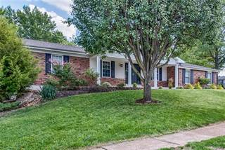 Single Family for sale in 532 Winding Trail, Des Peres, MO, 63131