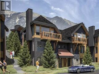 Condo for sale in 1200 THREE SISTERS PARKWAY, Canmore, Alberta