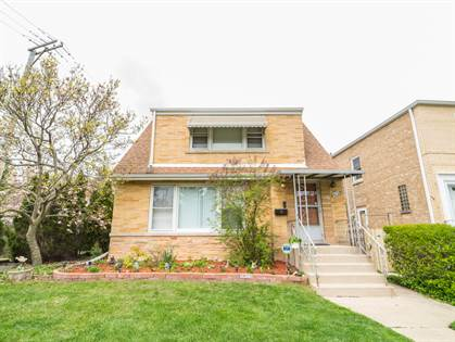 Residential Property for sale in 6726 West Thorndale Avenue, Chicago, IL, 60631
