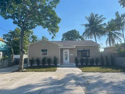 Multifamily for sale in 2512 Grant St, Hollywood, FL, 33020