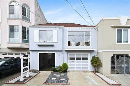 Residential Property for sale in 1319 41st AVE, San Francisco, CA, 94122
