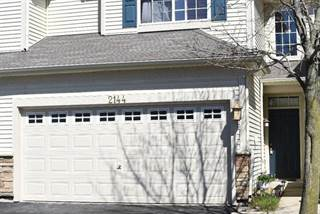Townhouse for sale in 2144 Gallant Fox Circle, Montgomery, IL, 60538
