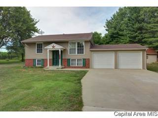 Single Family for sale in 18658 BLACKHAWK DR, Girard, IL, 62640