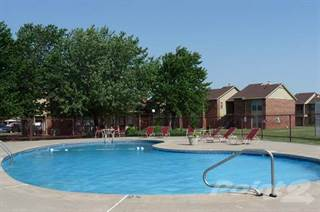 Apartment for rent in Country Club Apartments - cc2/1fp, El Reno, OK, 73036