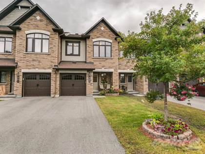 Residential Property for sale in 599 Petrichor Crescent, Ottawa, Ontario, K4A 0Y4