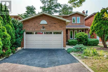 Single Family for sale in 4246 WAKEFIELD CRES, Mississauga, Ontario, L5C4M5