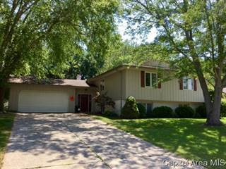 Single Family for sale in 4 Meander Pike, Chatham, IL, 62629