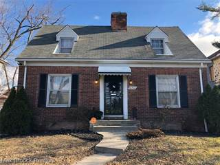 Single Family for sale in 16712 WESTBROOK Street, Detroit, MI, 48219