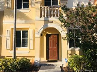 Townhouse for sale in 8989 SW 17th Ct 8989, Miramar, FL, 33025
