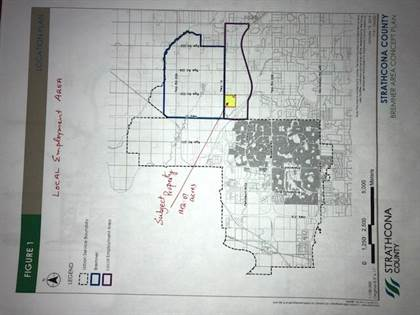 Vacant Land for sale in 22539 HWY 16, Sherwood Park, Alberta, T8H0M1