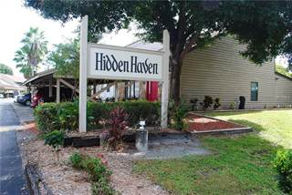 Townhouse for sale in 3376 W HIDDEN HAVEN COURT, Tampa, FL, 33607