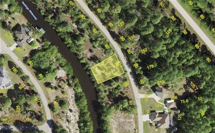 Lots And Land for sale in 2513 CHAPEL DRIVE, Port Charlotte, FL, 33953