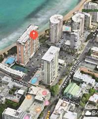 Residential Property for rent in Ashford Ave, Condado, San Juan, PR, 00907