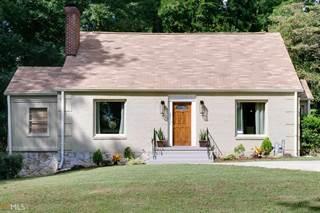 Single Family for rent in 1735 S Alvarado, Atlanta, GA, 30311