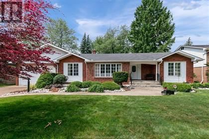 Single Family for rent in 2449 ALEXANDRA AVENUE, Windsor, Ontario, N9E2J4